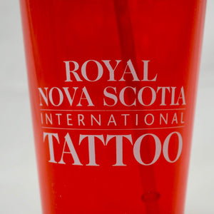 Tattoo Tumbler with Straw