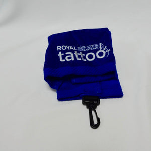 Tattoo Golf Towel