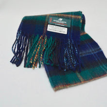Load image into Gallery viewer, Tattoo Tartan Scarf