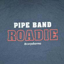 Load image into Gallery viewer, Pipe Band Roadie Tee
