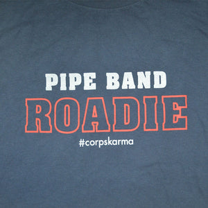 Pipe Band Roadie Tee