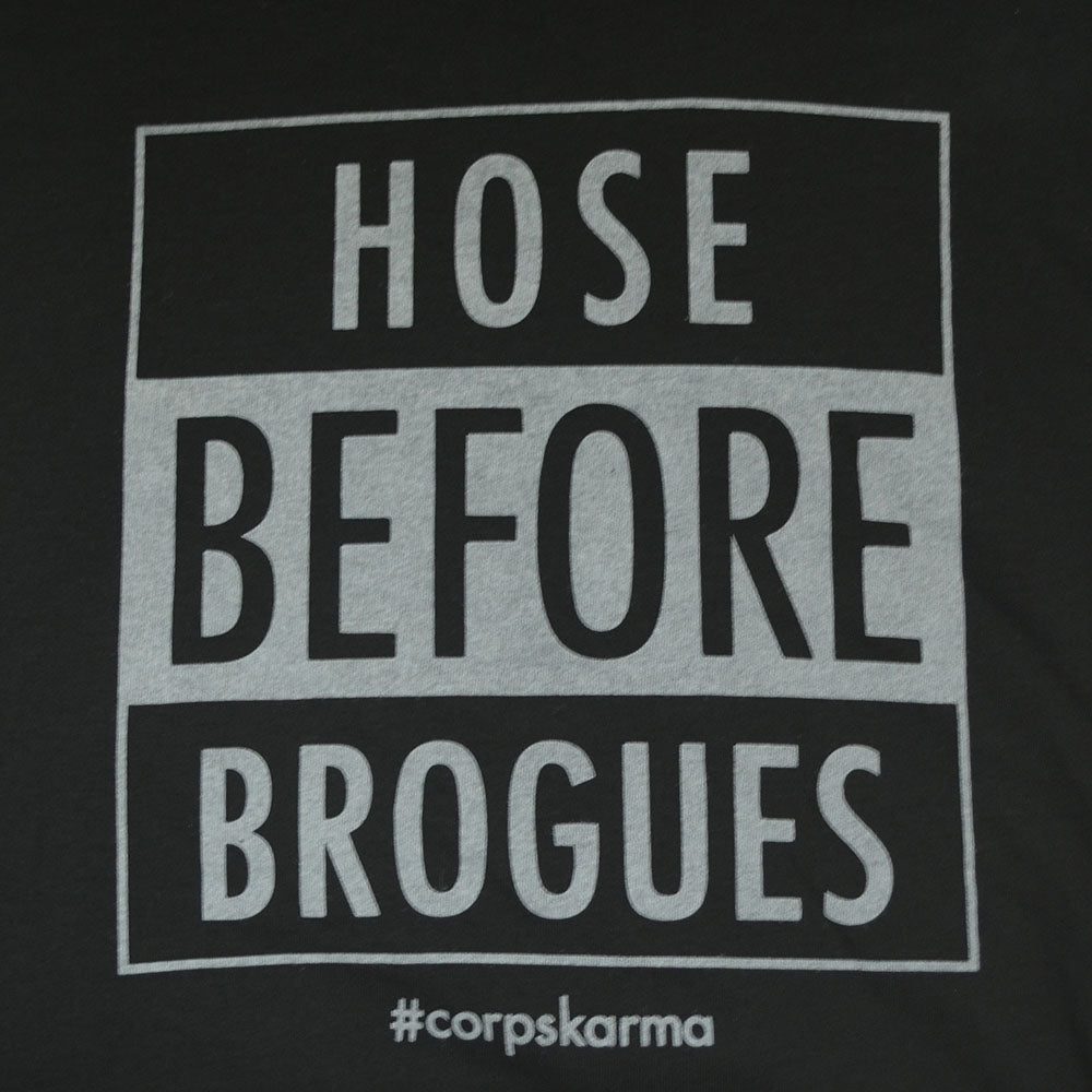 Hose Before Brogues Tee