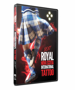2017 Tattoo DVD