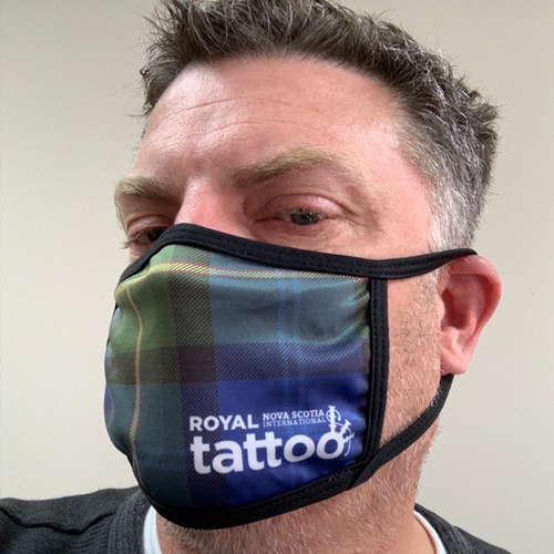 Tattoo Face Covering
