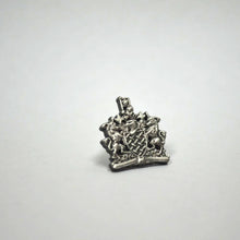 Load image into Gallery viewer, Coat of Arms Lapel Pin