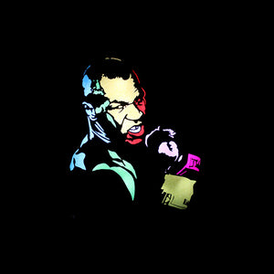 Mike Tyson Light Art QBox-QBox Store