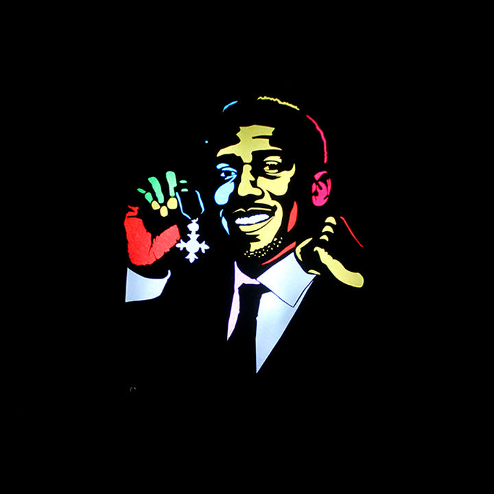 Anthony Joshua Light Art QBox-QBox Store