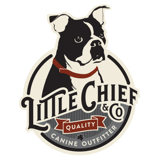 Little Chief Dog Logo