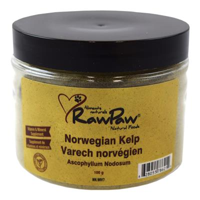 Raw Paw Norwegian Sea Kelp