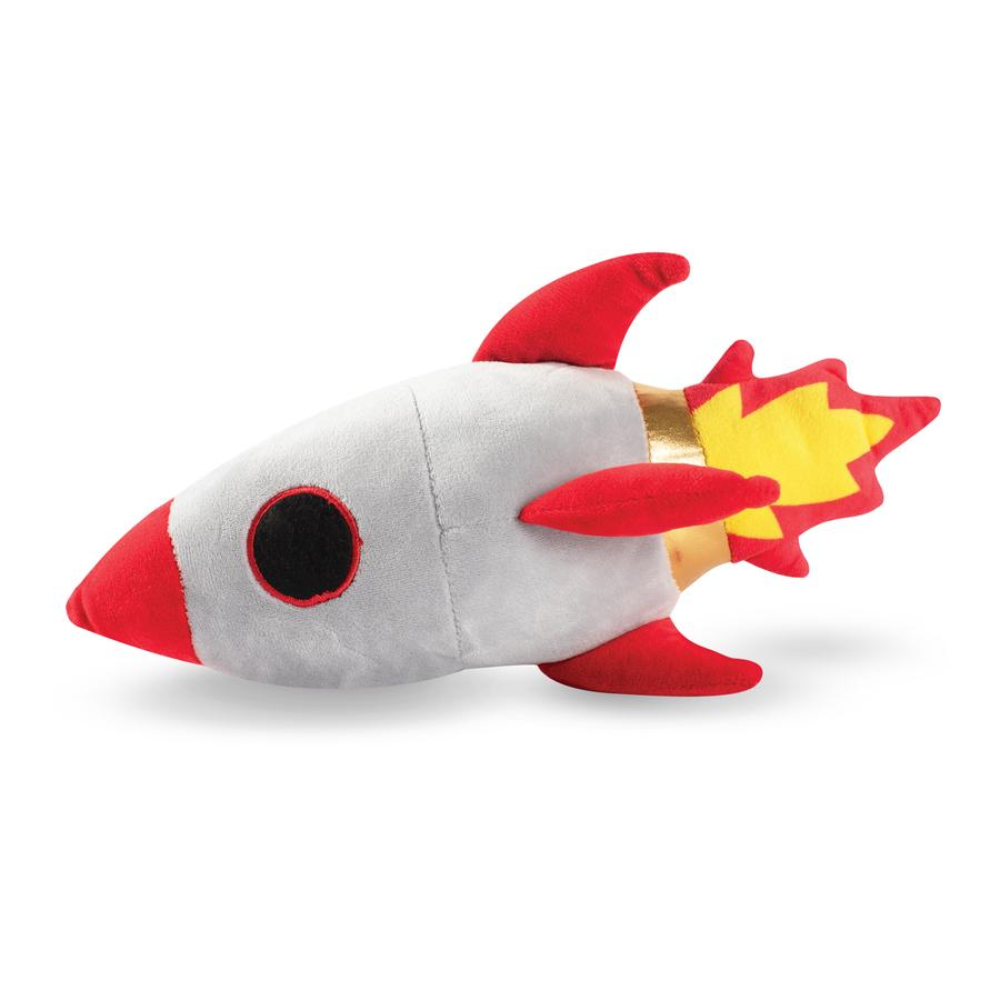 Rocket Ship Plush Toy