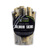 Freeze-Dried Salmon Skins