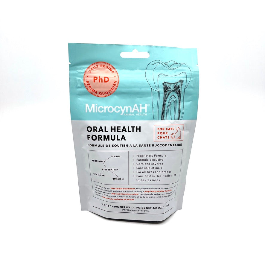 Oral Health Formula for Cats - 120g