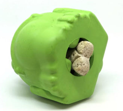 MuttsKickButt Bull Frog Treat Dispenser