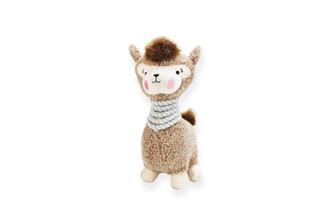 Lola the Llama Plush Toy