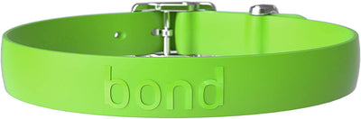 BOND Collar - Lime Green