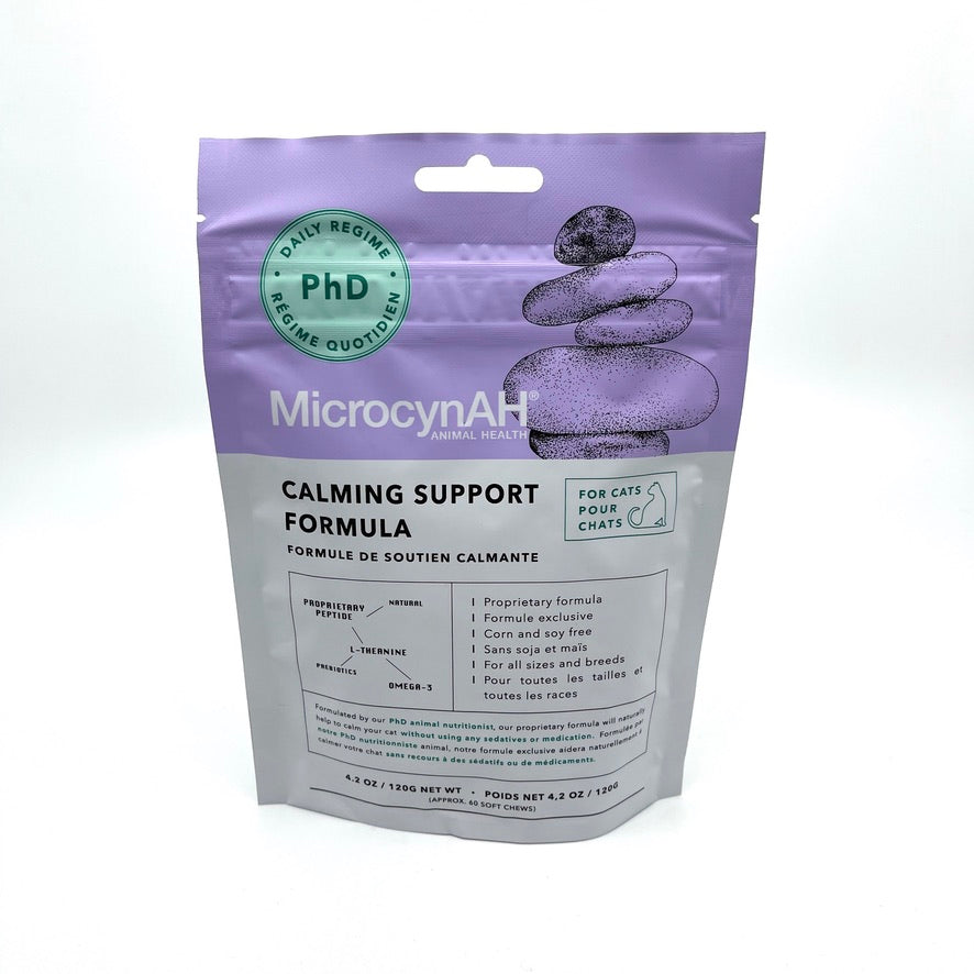 Calming Support Formula for Cats - 120g