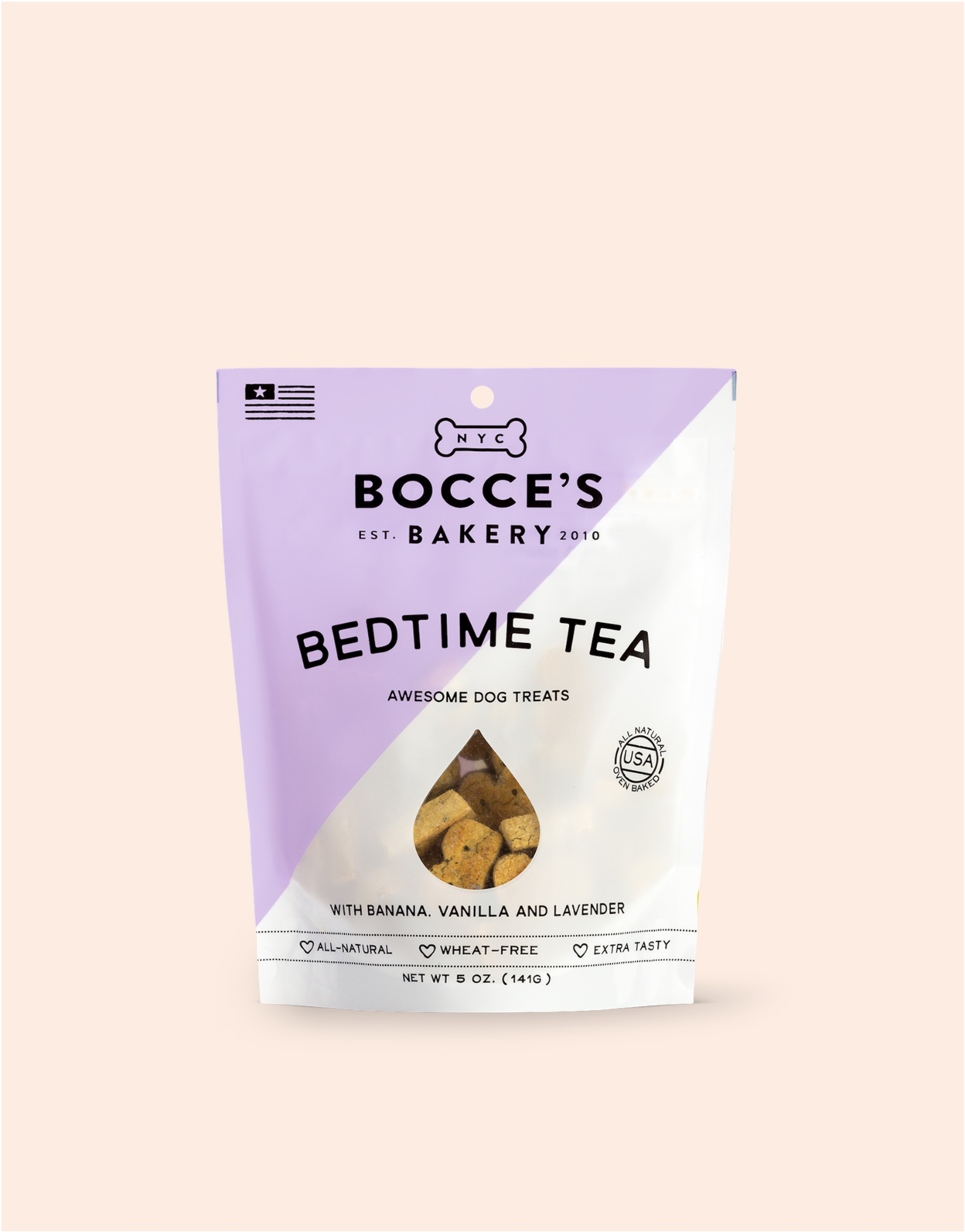 Bedtime Tea Treats
