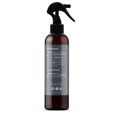 Kin + Kind Odor Neutralizer in Charcoal