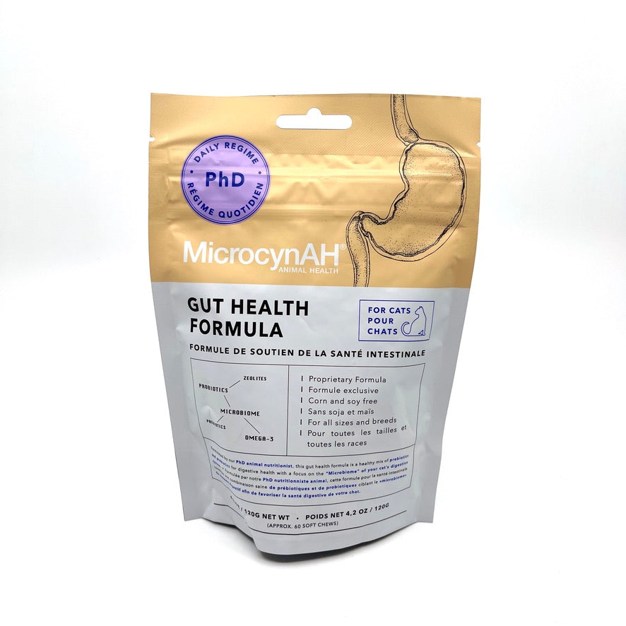 Gut Health Formula for Cats - 120g