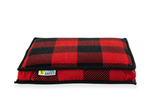 Buffalo Plaid Memory Foam Cat Bed