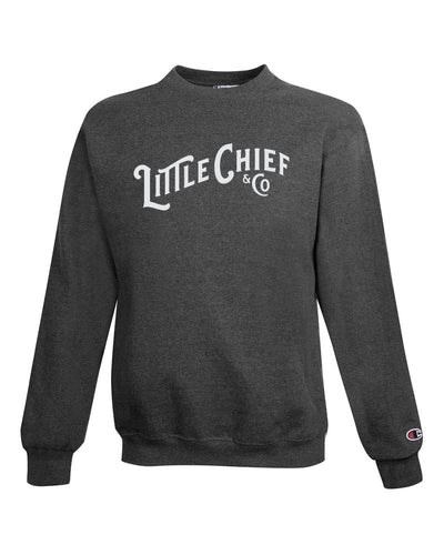 Little Chief & Co. Champion Crewneck Sweater