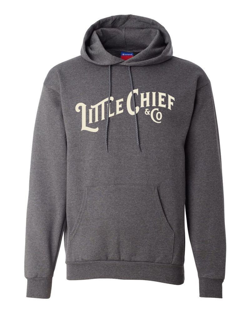 Little Chief & Co. Champion Hoodie Sweatshirt