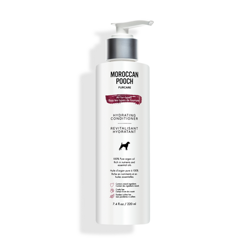 Moroccan Pooch Hydrating Conditioner