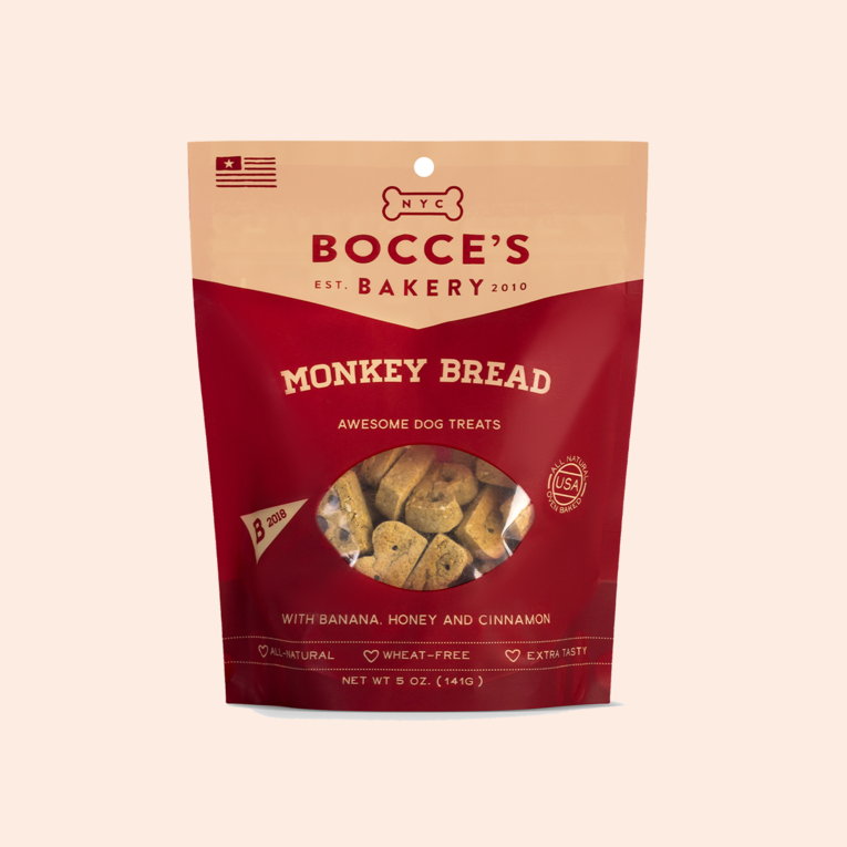 Monkey Bread Awesome Dog Treats