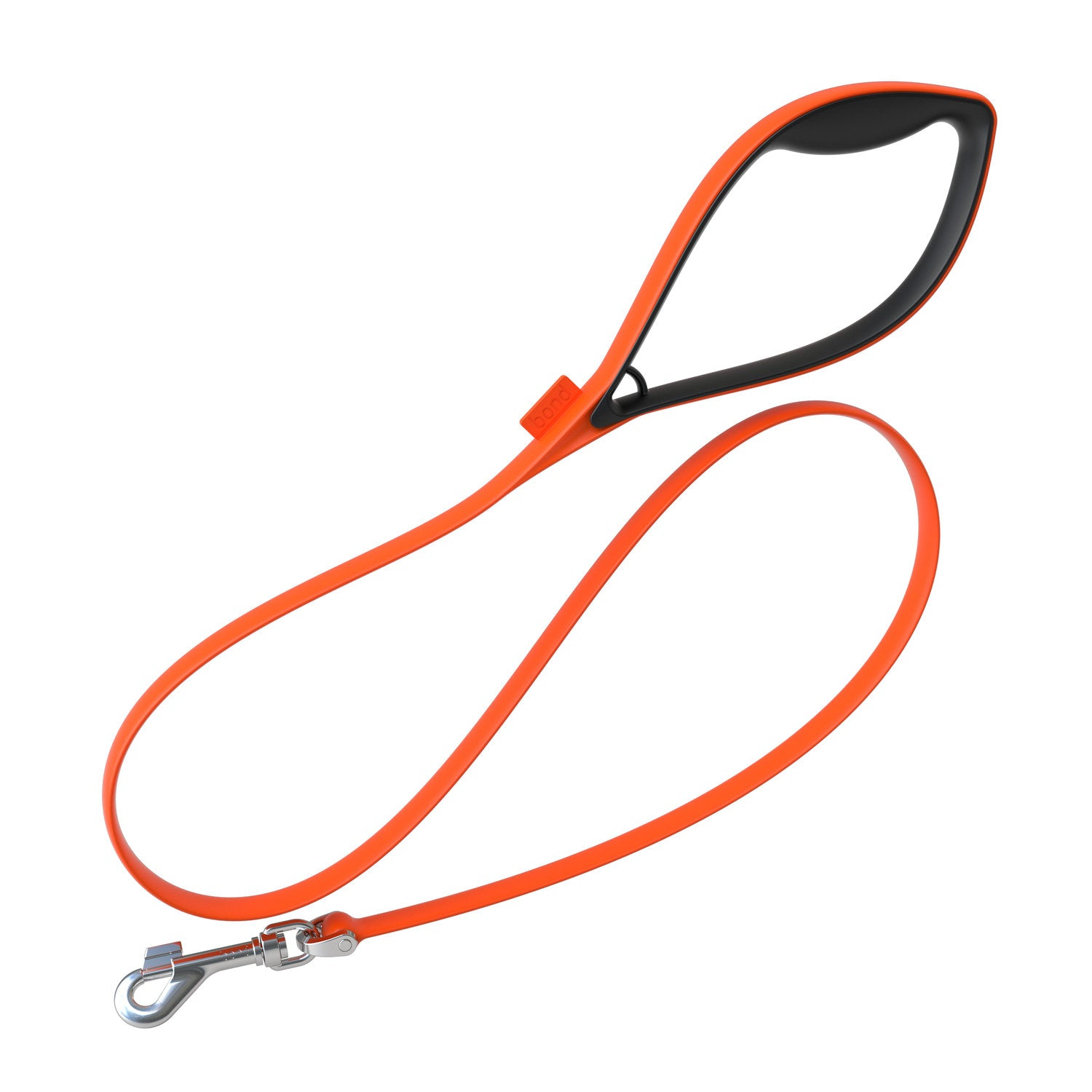 BOND Leash - Tangerine