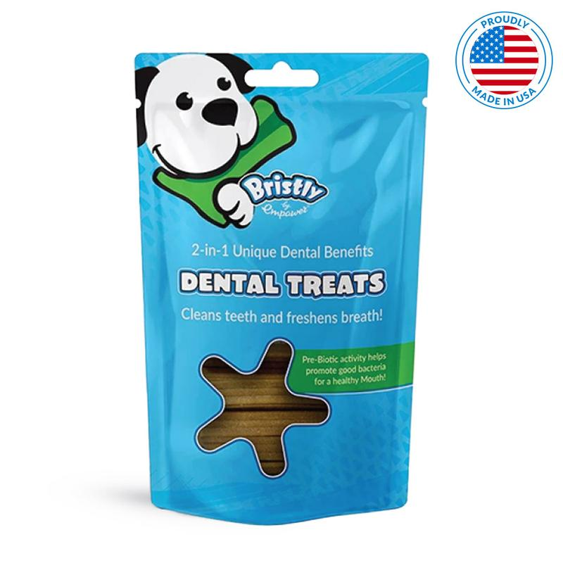 Pre-biotic Dental Treats