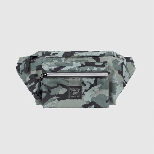 The Everything Fanny Pack in Green Camo