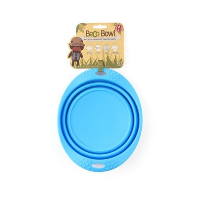 Eco-friendly Travel Bowl - Blue