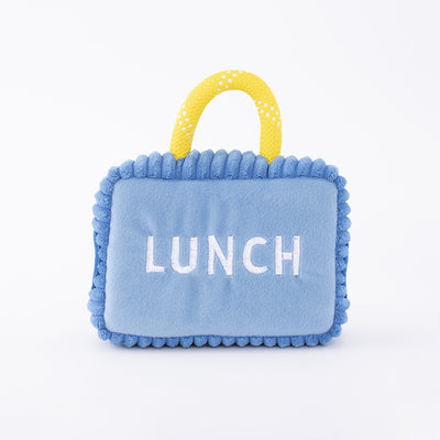 Zippy Burrow Push Lunchbox with Apples