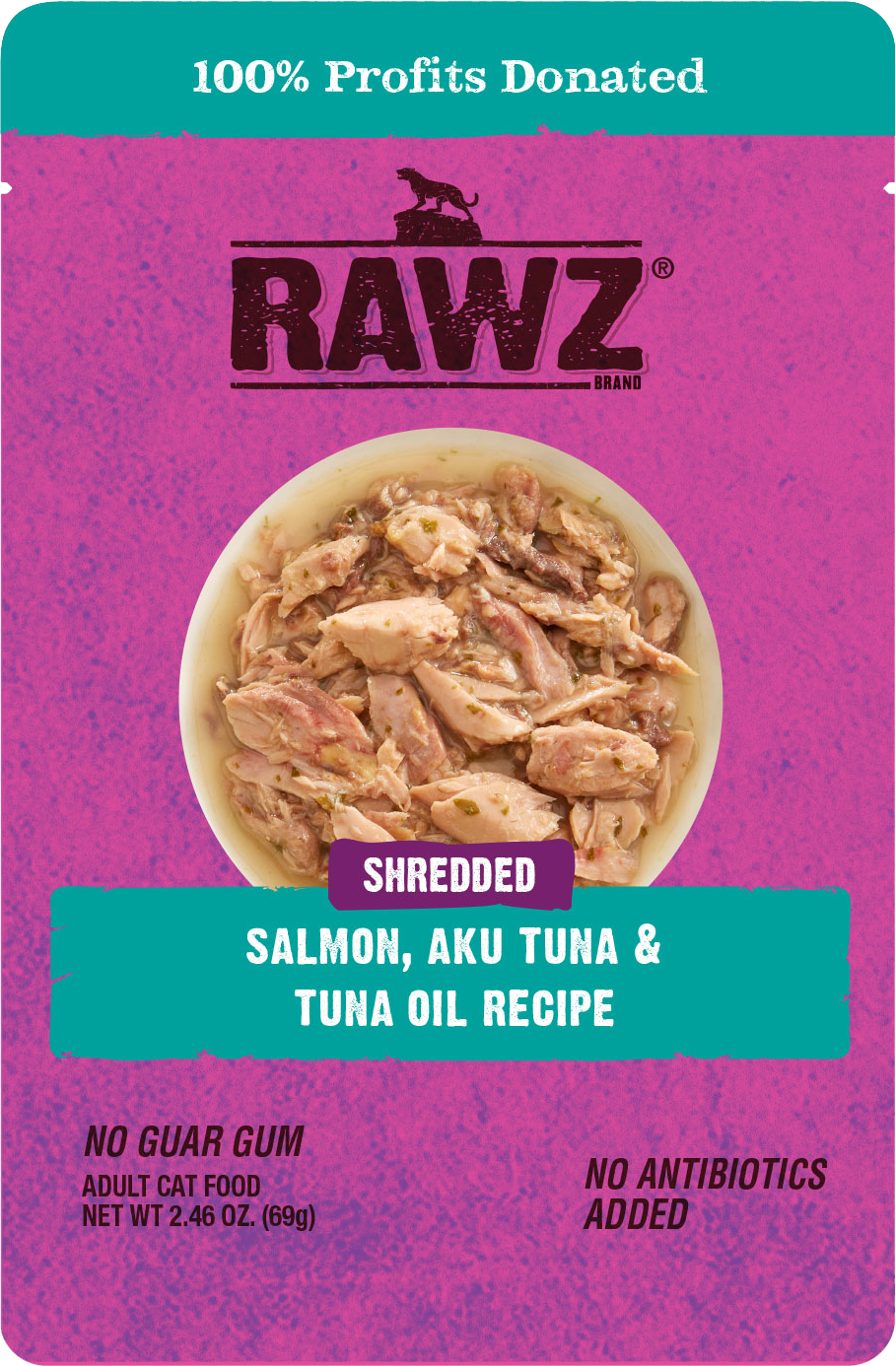 Shredded Salmon, Aku Tuna & Tuna Oil Recipe