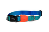 Zee.dog Gradient Collar - Tide