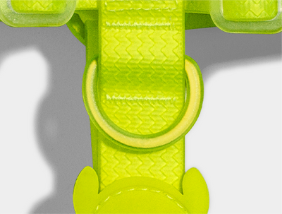 NEOPRO Dog Harness - Lime Green