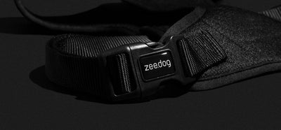 Zee.Dog Air Mesh Harness - Gotham