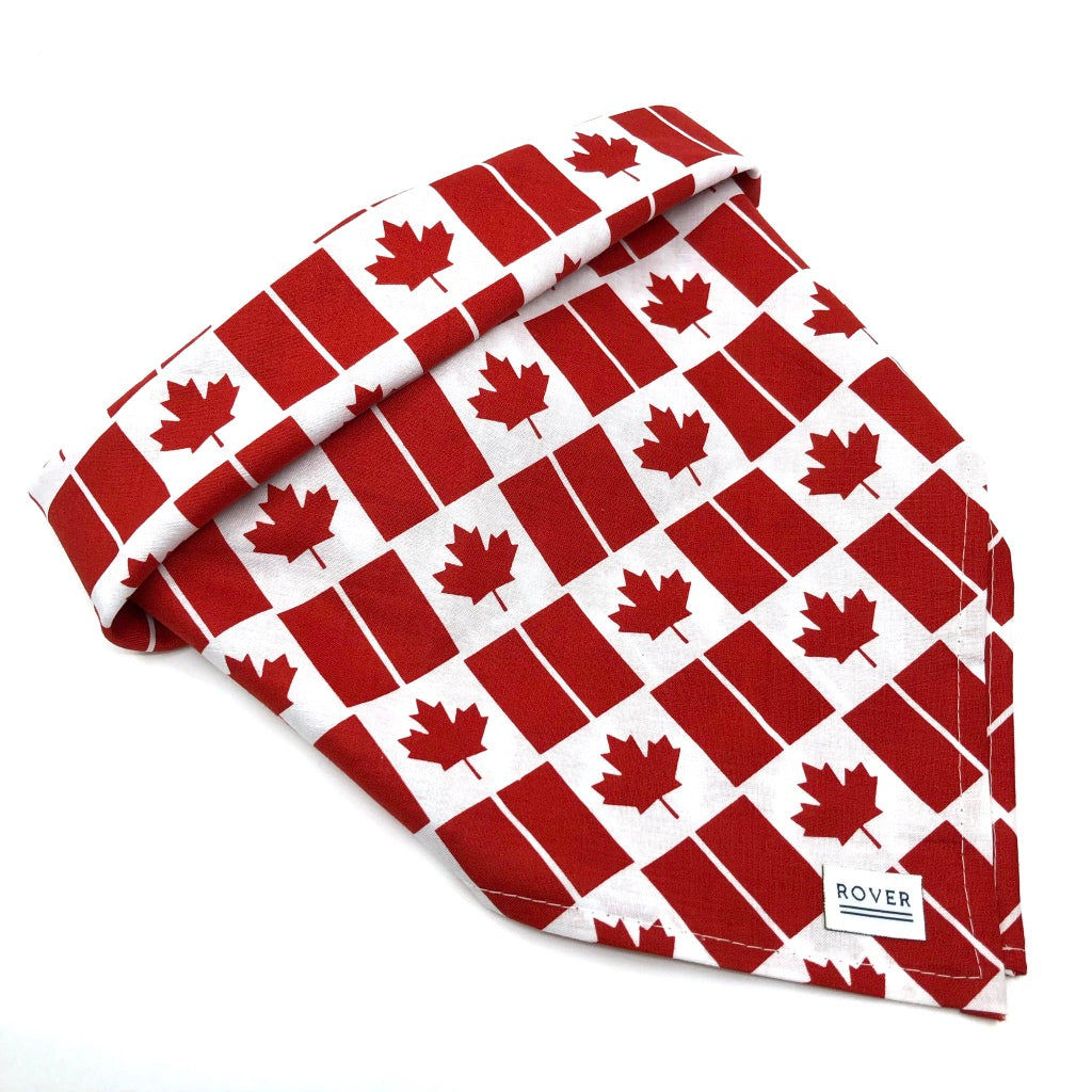 Canada Day Bandanas - Canadian Flag