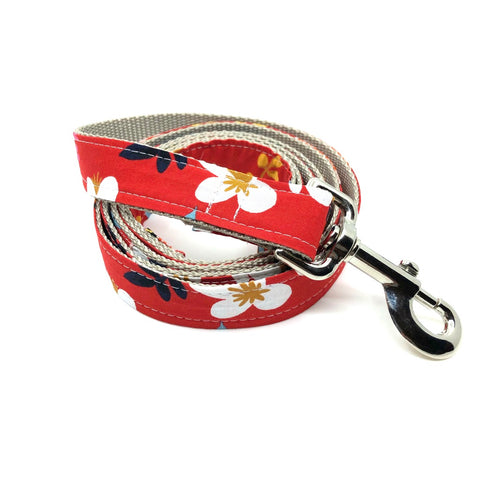 Rover Crimson Birch Leash - 1""