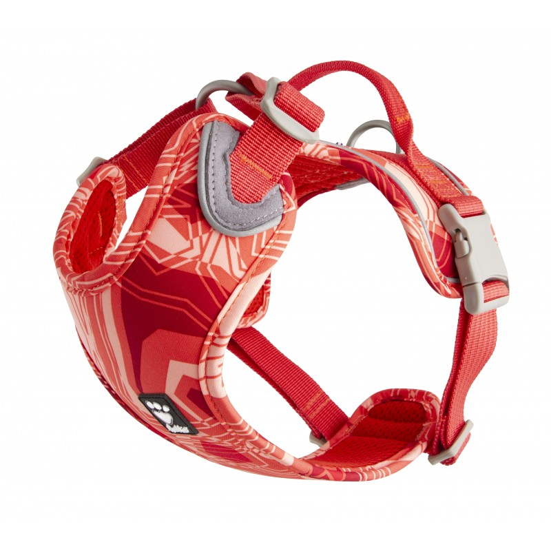 Weekend Warrior Harness - Coral Camo