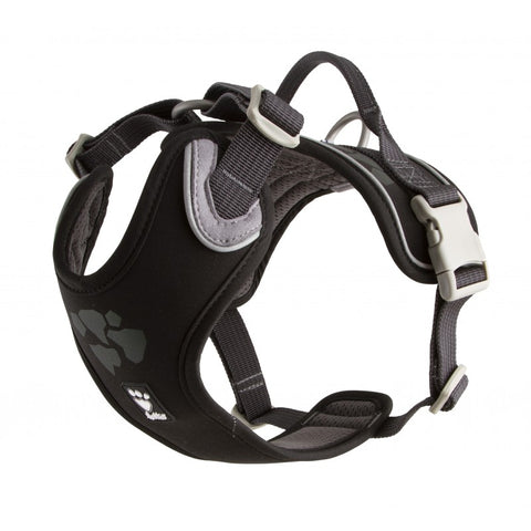Hurtta Weekend Warrior Harness - Raven
