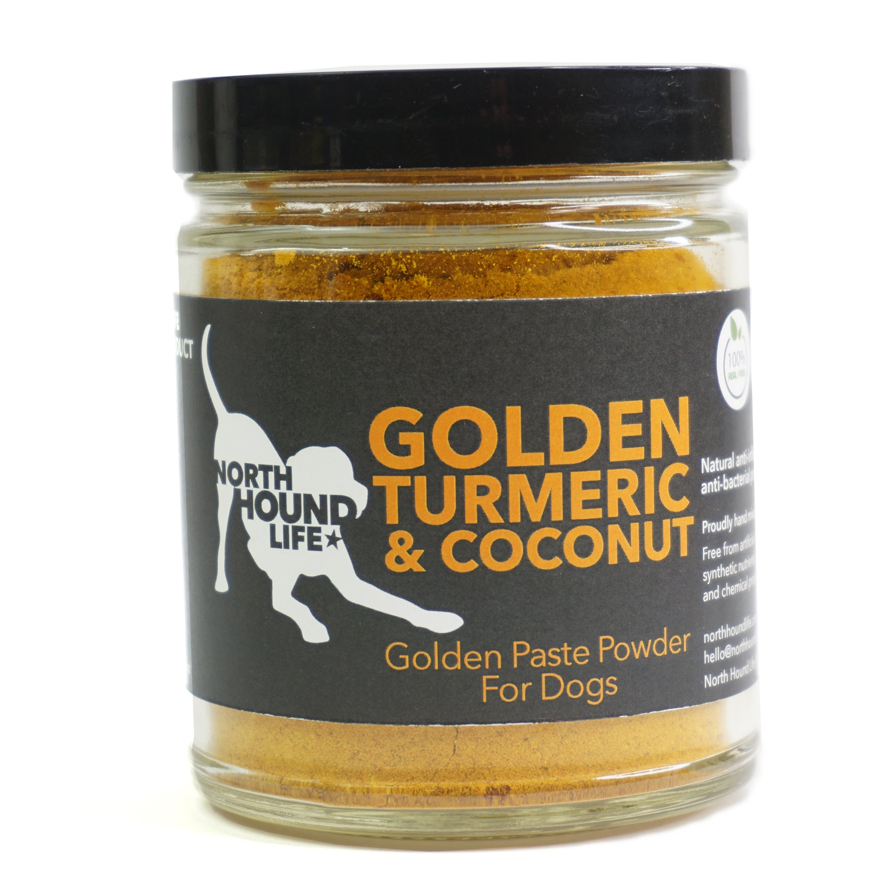 Golden Turmeric & Coconut