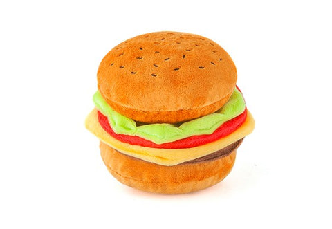 American Classic Hamburger Plush toy