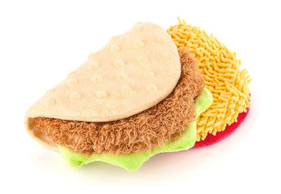 International Classic Taco Plush Toy