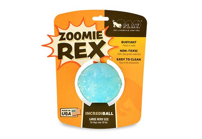 ZoomieRex IncrediBall - Sea Foam