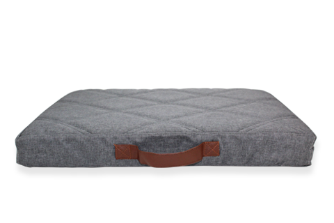 Power Nap Bed - Dark Grey