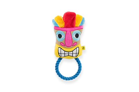 King Tiki Tug Toy