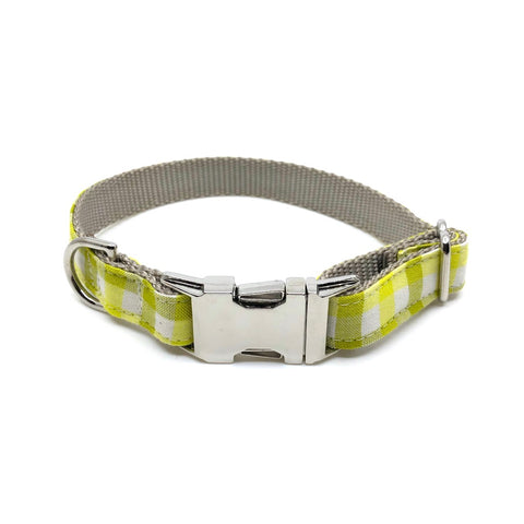 Rover Lemon Collar