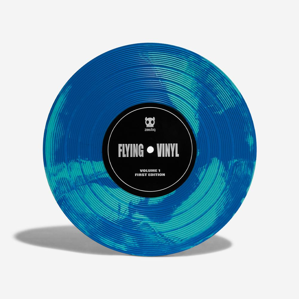 Flying Vinyl Disc