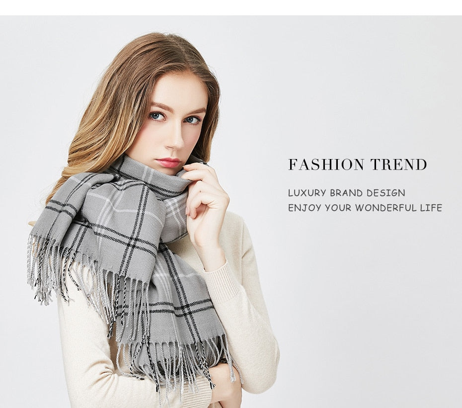 2019 Fashion Women Winter Scarf Onlygoodbuy